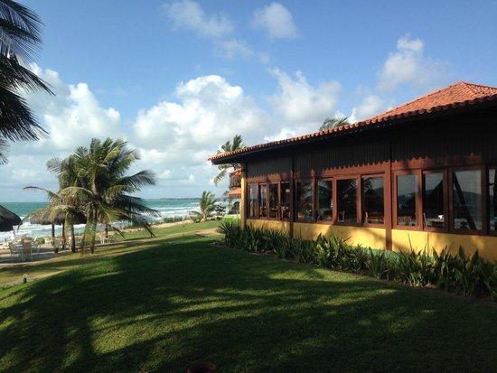 Pousada Tabapitanga : Hotel