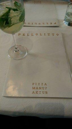 Pellolitto Pizzamanufaktur: Apéros