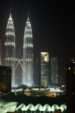 Pullman Kuala Lumpur City Centre Hotel And Residences: view from the room