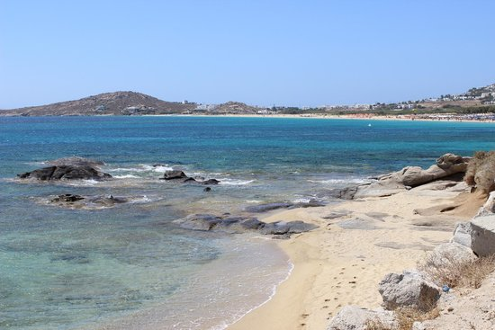 Agios Prokopios Beach : Ag. Prokopios
