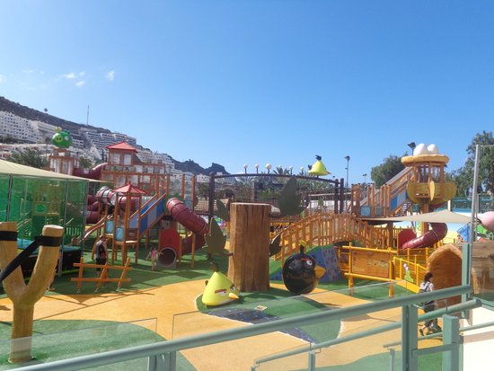 Angry Birds Activity Park Gran Canaria : fun day out