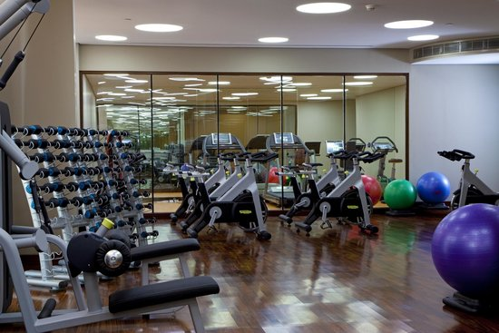 Al Faisaliah Hotel : Ladies Spa, Fitness Studio