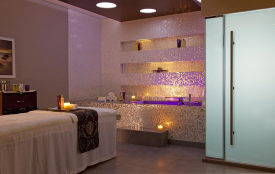 Al Faisaliah Hotel : Ladies Spa, Imperial Suite