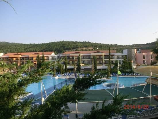Aqua Fantasy Aquapark Hotel & SPA: Another pool area pict