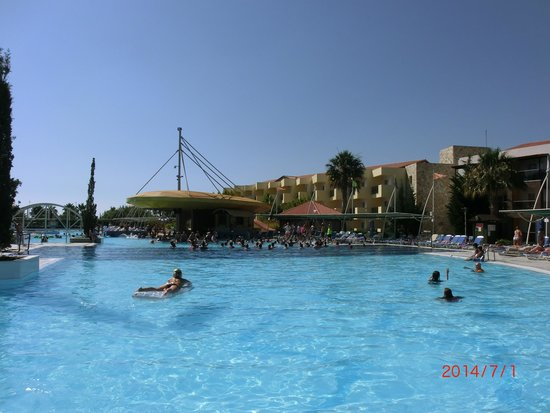 Aqua Fantasy Aquapark Hotel & SPA: Pool picture
