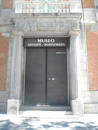 Musée Thyssen-Bornemisza : Visita obrigatória
