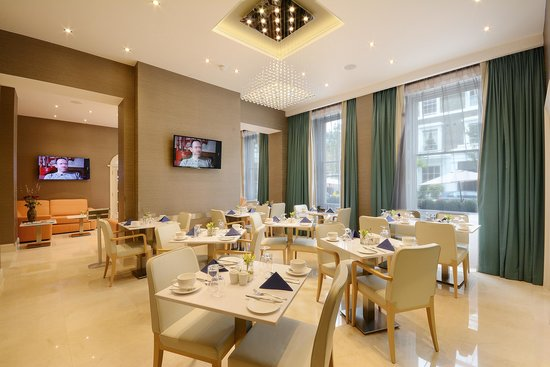 Park Grand London Lancaster Gate: Restaurant