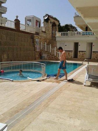 Club Aegean: Pool (very nice)