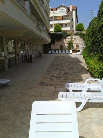 Club Aegean : Dining area (according to website!!)