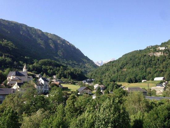 Hôtel la Brèche de Roland : morning view
