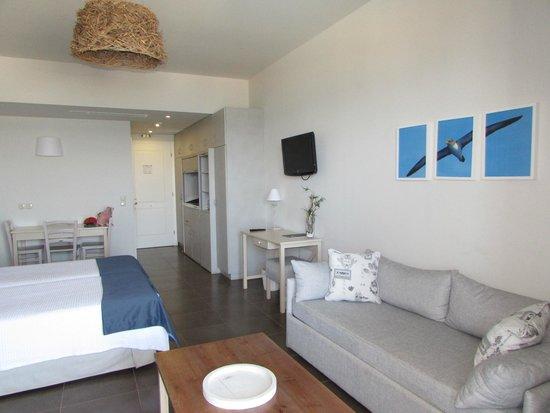 Artina Nuovo : First floor room