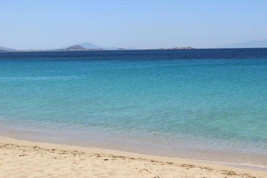 Mikri Vigla Beach: I colori del mare