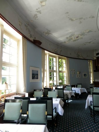 Maritim Hotel Bad Wildungen: Café Restaurant