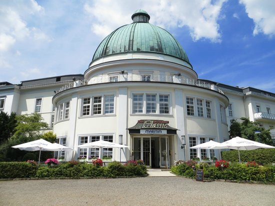 Maritim Hotel Bad Wildungen: Badehotel Maritim
