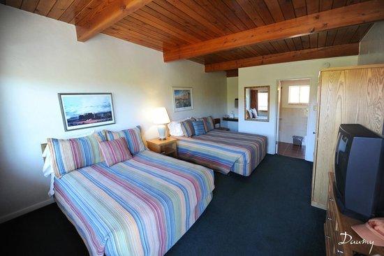 San Juan Inn : la chambre