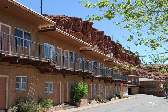 San Juan Inn : le motel