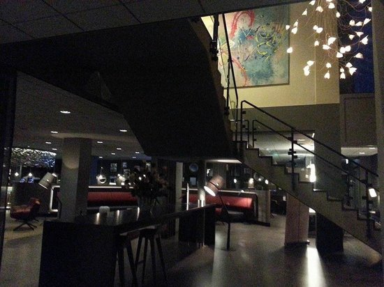 Mercure Hotel Amsterdam City: lobby