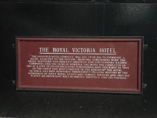 Holiday Inn Sheffield: History of hotel