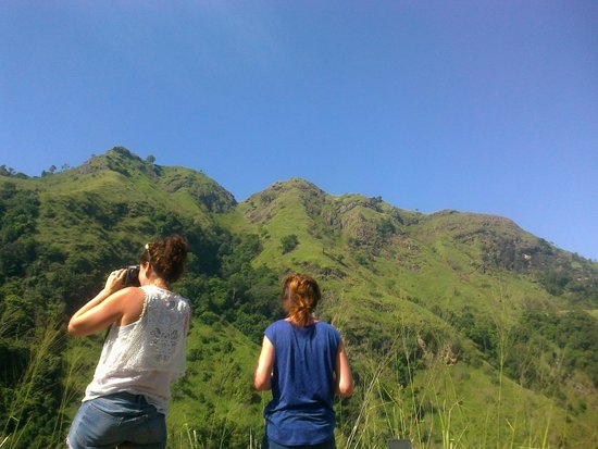Tuk Tuk & Taxi Tours: Ella little adams peak