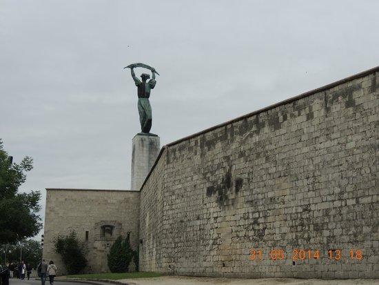 Citadel: estátua da Liberdade