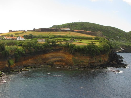 Terceira Mar Hotel : View from the room