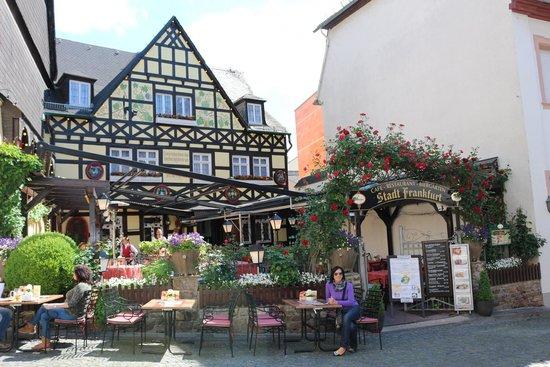 Frankfurt Rüdesheim