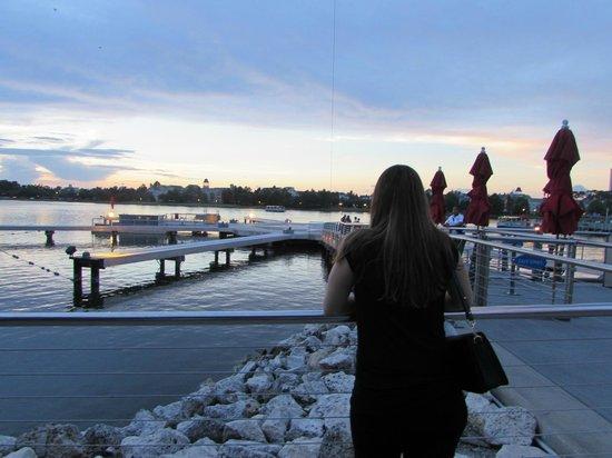 Disney Springs: Lago