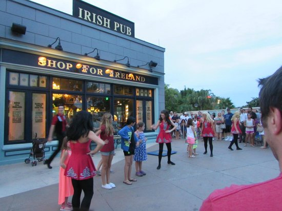 Disney Springs: Irish Pub