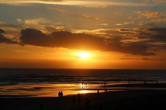 The Samaya Bali Seminyak: ブリーズからの夕日