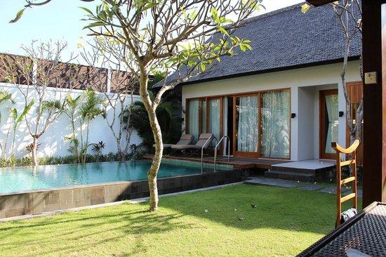 The Samaya Bali Seminyak: 宿泊したヴィラ