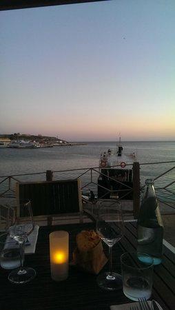 Ristorante Porthotel Calandra: vista