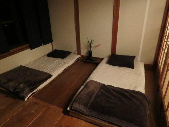 Nokishita Toshokan B&B: our bedroom