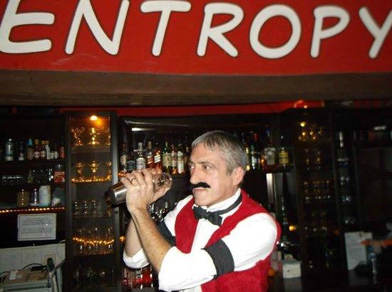 Entropy Bar: Entropy Old School