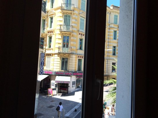 Hotel Alnea: vista dalla camera 10