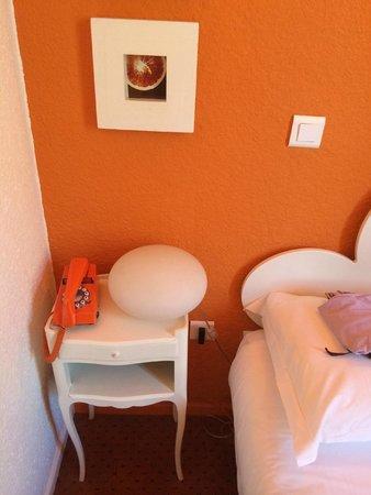 Hotel Alnea: camera 10 (particolare)