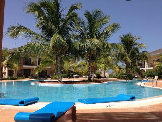 Melia Buenavista: Une des piscines