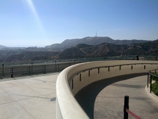Observatoire Griffith : Hollywood sign