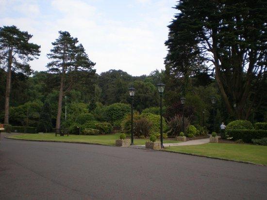 Culloden Estate & Spa: gardens