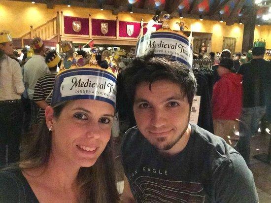 Medieval Times Dinner & Tournament: Saguão