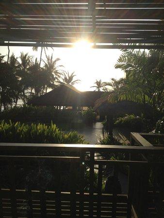 Impiana Resort Chaweng Noi: Morgenudsigt fra værelset