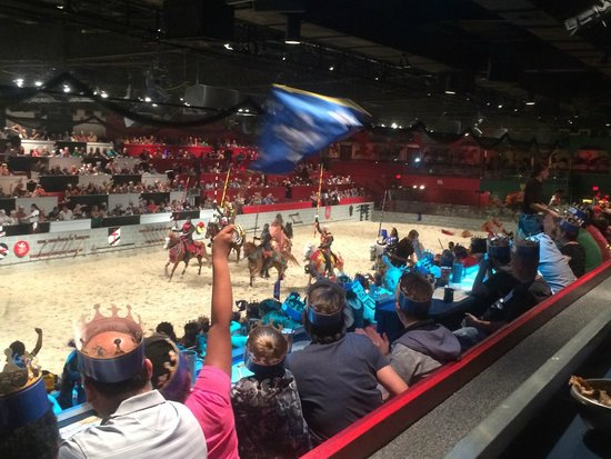Medieval Times Dinner & Tournament: Combate