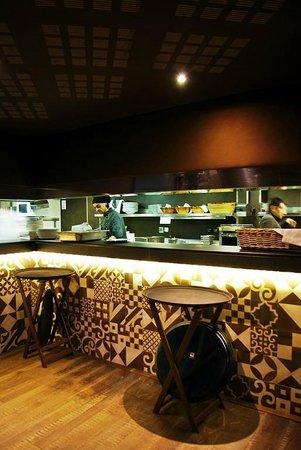 Restaurant Brown33 : Cocina