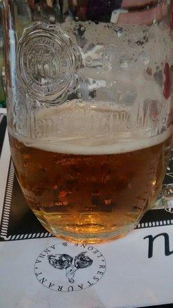 Leone & Anna: Good beer
