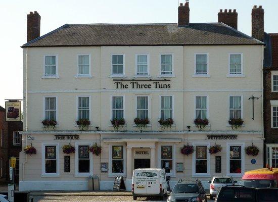 The Three Tuns Hotel: The Three Tuns Thirsk