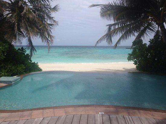 Veligandu Island Resort & Spa : beautiful view
