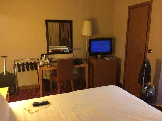 Hotel Royal Saint Michel: TV