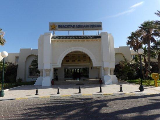 Iberostar Mehari Djerba : hotel entrance