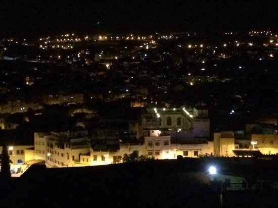 Riad Dar Tafilalet: Fes by night