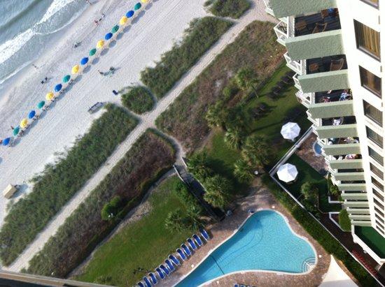 The Patricia Grand, Oceana Resorts: 19th floor , ocean view