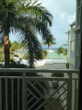 The Reach Key West, A Waldorf Astoria Resort: View from room 310
